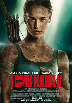 Tomb Raider Film-News