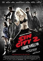 Alle Filminfos zu Sin City 2 - A Dame to Kill For