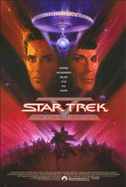 Alle Infos zu Star Trek 5 - Am Rande des Universums
