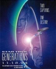 Alle Infos zu Star Trek 7 - Treffen der Generationen
