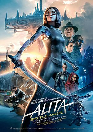 Alle Infos zu Alita - Battle Angel