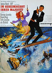 Rangliste der Bond Songs