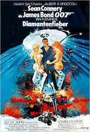 Alle Infos zu James Bond - Diamantenfieber
