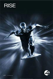 Alle Infos zu Fantastic Four - Rise of the Silver Surfer