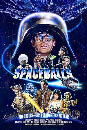 Alle Infos zu Spaceballs