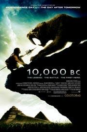 Alle Infos zu 10.000 BC