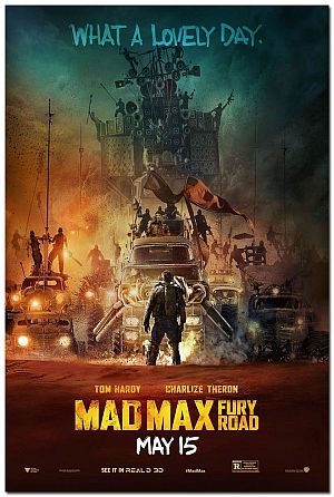 Alle Infos zu Mad Max - Fury Road