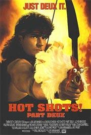 Alle Infos zu Hot Shots! Der zweite Versuch
