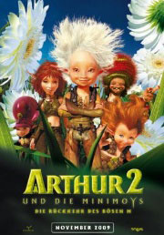 Arthur und die Minimoys - Die Rückkehr des Bösen M
