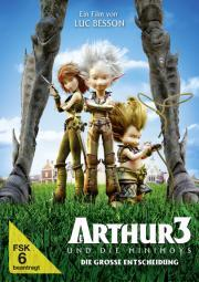 Alle Infos zu Arthur und die Minimoys 3 - Die große Entscheidung