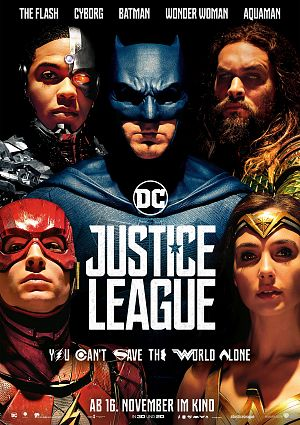 Alle Infos zu Justice League