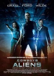 Cowboys & Aliens Film-News