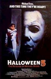 Alle Infos zu Halloween 5 - Die Rache des Michael Myers