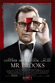 Alle Infos zu Mr. Brooks - Der Mörder in Dir