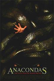 Alle Infos zu Anacondas - Die Jagd nach der Blut-Orchidee