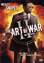 Alle Infos zu The Art of War 2 - Der Verrat