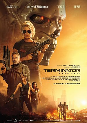 Terminator - Dark Fate Film-News