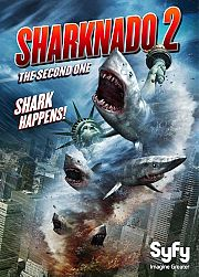 Alle Infos zu Sharknado 2 - The Second One