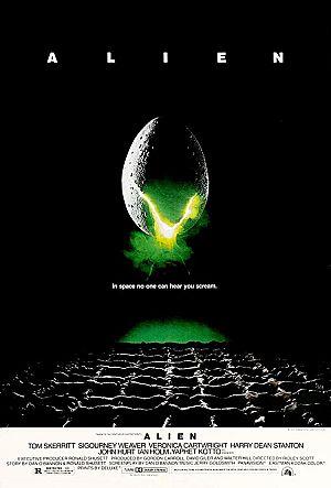 Alle Infos zu Alien - Das unheimliche Wesen aus einer fremden Welt