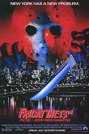 Freitag der 13. Teil 8 - Todesfalle Manhattan