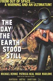 Der Tag, an dem die Erde stillstand