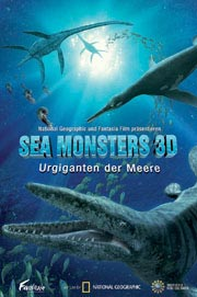 Alle Infos zu Sea Monsters 3D - Urgiganten der Meere