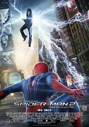 The Amazing Spider-Man 2: Rise of Electro 3D (OV)