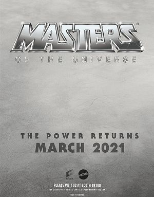 Masters of the Universe Film-News