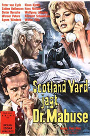 Alle Infos zu Scotland Yard jagt Dr. Mabuse