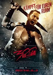 Alle Filminfos zu 300 - Rise of an Empire