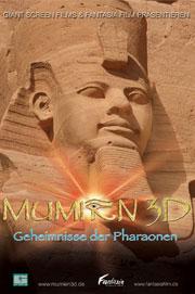 Mumien 3D - Geheimnisse der Pharaonen