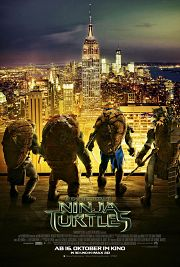Alle Infos zu Teenage Mutant Ninja Turtles