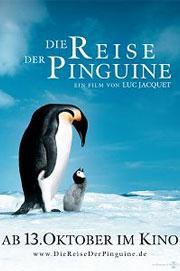 Alle Infos zu Die Reise der Pinguine