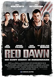 Alle Infos zu Red Dawn