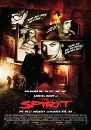 Alle Infos zu The Spirit