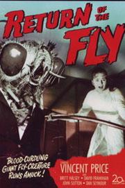 Alle Infos zu Die Rückkehr der Fliege