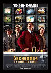 Anchorman 2 - Die Legende kehrt zur�ck