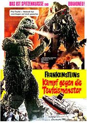 Alle Infos zu Frankensteins Kampf gegen die Teufelsmonster