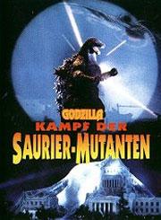 Alle Infos zu Godzilla - Kampf der Saurier-Mutanten