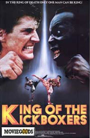 Karate Tiger 5 - Der König der Kickboxer