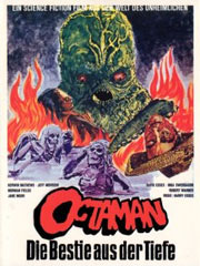 Oktaman - Die Bestie aus der Tiefe