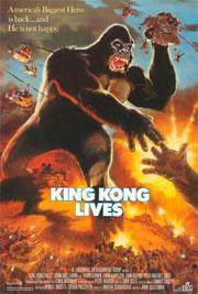 Alle Infos zu King Kong lebt
