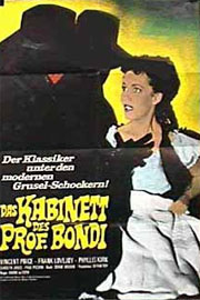 Alle Infos zu Das Kabinett des Professor Bondi