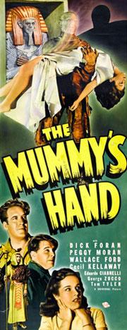 The Mummy's Hand