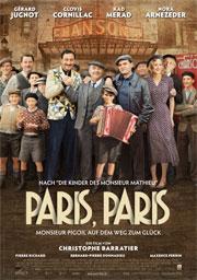 Alle Infos zu Paris, Paris - Monsieur Pigoil auf dem Weg zum Glück