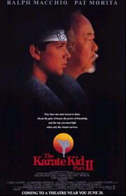 Alle Infos zu Karate Kid 2 - Entscheidung in Okinawa