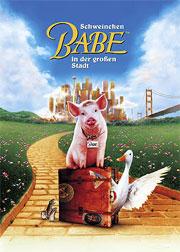 Alle Infos zu Schweinchen Babe in der großen Stadt