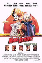 Alle Infos zu Mars Attacks!