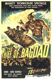 Alle Infos zu Der Dieb von Bagdad