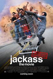 Alle Infos zu Jackass - The Movie